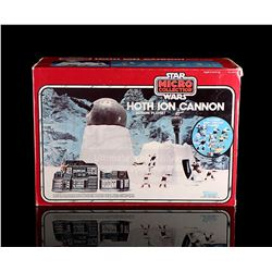 STAR WARS: THE EMPIRE STRIKES BACK - Micro Collection Hoth Ion Cannon Action Playset
