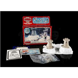 STAR WARS: THE EMPIRE STRIKES BACK - Micro Collection Hoth Turret Defense Playset