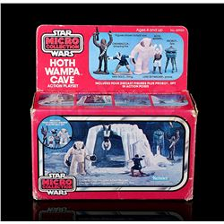 STAR WARS: THE EMPIRE STRIKES BACK - Micro Collection Hoth Wampa Cave Action Playset
