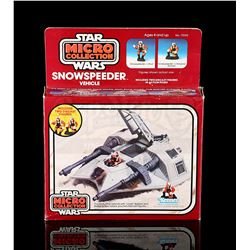 STAR WARS: THE EMPIRE STRIKES BACK - Micro Collection Snowspeeder