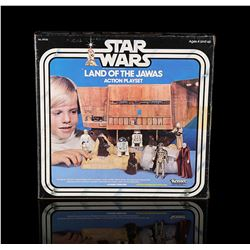 STAR WARS: A NEW HOPE - Land of the Jawas Action Playset