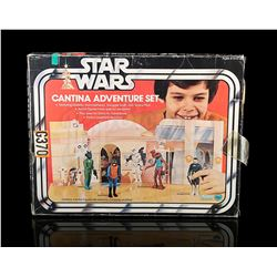 STAR WARS: A NEW HOPE - Cantina Adventure Set