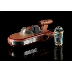 STAR WARS: A NEW HOPE - Loose Sonic Controlled Land Speeder
