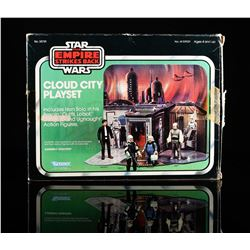 STAR WARS: THE EMPIRE STRIKES BACK - Cloud City Playset