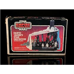 STAR WARS: THE EMPIRE STRIKES BACK - Darth Vader's Star Destroyer Action Playset