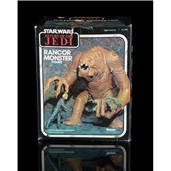 STAR WARS: RETURN OF THE JEDI - Rancor Monster Figure