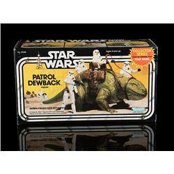 STAR WARS: RETURN OF THE JEDI - Patrol Dewback Figure (Collector Series)
