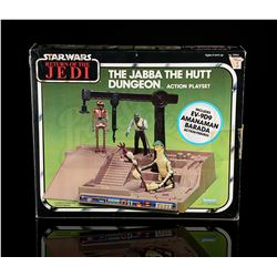 STAR WARS: RETURN OF THE JEDI - Jabba The Hutt Dungeon Action Playset