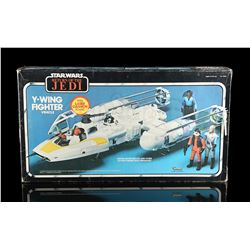 STAR WARS: RETURN OF THE JEDI - Y-Wing Fighter