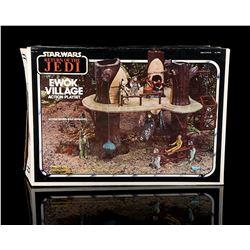 STAR WARS: RETURN OF THE JEDI - Ewok Village Action Playset