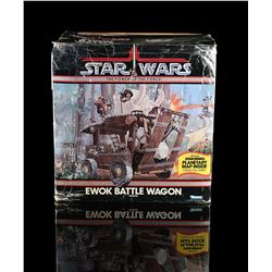 STAR WARS: THE POWER OF THE FORCE - Ewok Battle Wagon Vehicle