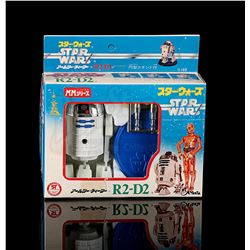 STAR WARS: A NEW HOPE - Missile Firing R2-D2 Diecast Toy