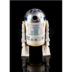 STAR WARS: A NEW HOPE - Loose Lili Ledy R2-D2 Large Size Action Figure
