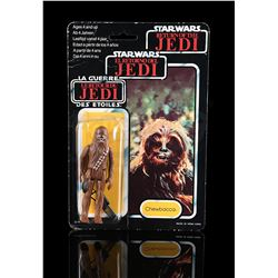 STAR WARS: RETURN OF THE JEDI - Chewbacca Tri-Logo 70B