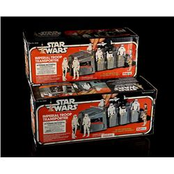STAR WARS: A NEW HOPE - Palitoy and Meccano Imperial Troop Transporters