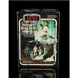STAR WARS: RETURN OF THE JEDI - Scout Walker Vehicle