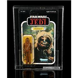 STAR WARS: RETURN OF THE JEDI - Chewbacca ROTJ77A UKG Y80