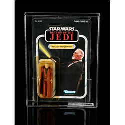 STAR WARS: RETURN OF THE JEDI - Ben (Obi-Wan) Kenobi ROTJ65B UKG Y80