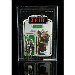 STAR WARS: RETURN OF THE JEDI - C-3PO (Removable Limbs) ROTJ65A AFA 75