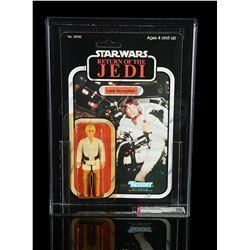 STAR WARS: RETURN OF THE JEDI - Luke Skywalker ROTJ 77A AFA 85