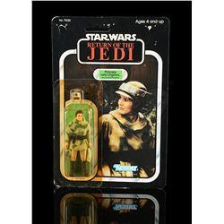 STAR WARS: RETURN OF THE JEDI - Princess Leia Organa (In Combat Poncho) ROTJ77A