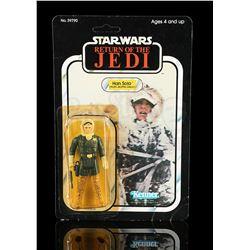 STAR WARS: RETURN OF THE JEDI - Han Solo (Hoth Battle Gear) ROTJ77A