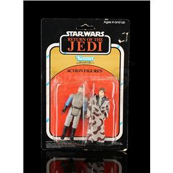 STAR WARS: RETURN OF THE JEDI - General Madine & Han Solo Trenchcoat Outfit Two Pack