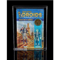 STAR WARS: DROIDS - Tig Fromm UKG 80
