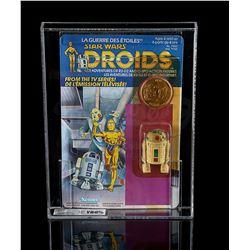 STAR WARS: DROIDS - R2-D2 UKG Y80