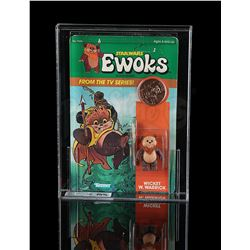 STAR WARS: EWOKS - Wicket W. Warrick UKG 75