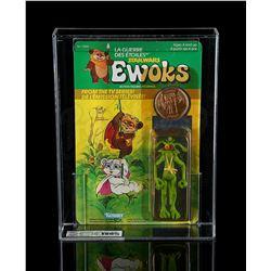 STAR WARS: EWOKS - Dulok Shaman UKG Y80