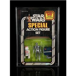 STAR WARS: A NEW HOPE - Droid Set SW Series 2 3-Pack AFA 75