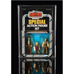 STAR WARS: THE EMPIRE STRIKES BACK - Bespin Set ESB Series 2 3-Pack AFA 75
