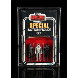 STAR WARS: THE EMPIRE STRIKES BACK - Imperial Set ESB Series 3 3-pack AFA 80+
