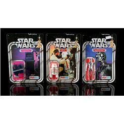 STAR WARS: A NEW HOPE - R5-D4, Death Star Droid & Power Droid