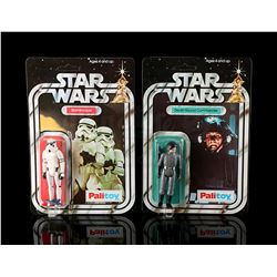 STAR WARS: A NEW HOPE - Stormtrooper and Death Squad Commander