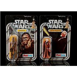 STAR WARS: A NEW HOPE - Chewbacca and Ben (Obi-Wan) Kenobi