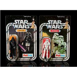 STAR WARS: A NEW HOPE - Stormtrooper and Darth Vader