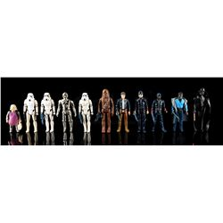STAR WARS: THE EMPIRE STRIKES BACK - Loose Bespin Action Figures