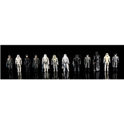 STAR WARS: THE EMPIRE STRIKES BACK - Loose Imperial Action Figures
