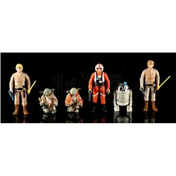 STAR WARS: THE EMPIRE STRIKES BACK - Loose Dagobah Action Figures #2