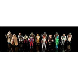 STAR WARS: RETURN OF THE JEDI - Loose Creature Action Figures