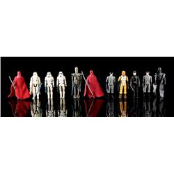 STAR WARS: RETURN OF THE JEDI - Loose Imperial & Bounty Hunter Action Figures