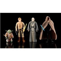 STAR WARS: RETURN OF THE JEDI - Loose Jedi Masters Action Figures