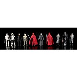 STAR WARS: RETURN OF THE JEDI - Loose Imperial Action Figures