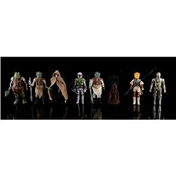 STAR WARS: RETURN OF THE JEDI - Loose Jabba Palace Action Figures
