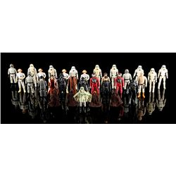 STAR WARS: RETURN OF THE JEDI - Loose Incomplete Action Figures