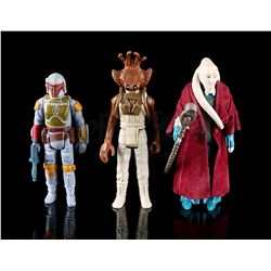 STAR WARS: RETURN OF THE JEDI - Loose Custom Made Action Figures