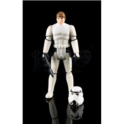 STAR WARS: THE POWER OF THE FORCE - Loose Luke Skywalker Stormtrooper Outfit