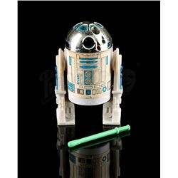 STAR WARS: THE POWER OF THE FORCE - Loose R2-D2 Pop -Up Lightsaber